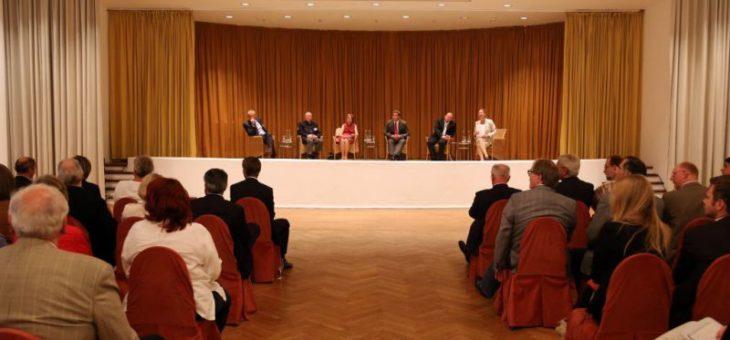 14.09.2017 – Podiumsdiskussion mit den Bundestagsabgeordneten aus dem Wahlkreis Harburg-Bergedorf