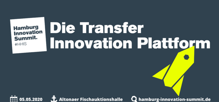 5. Mai 2020 – HHIS – Die Plattform für Transfer Innovation