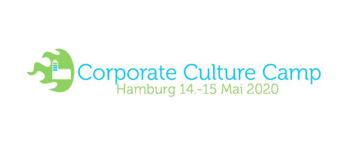14. – 15. Mai 2020: 7. Corporate Culture Camp
