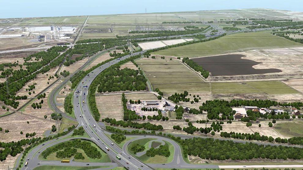 19.05.2021 – ONLINE-VERANSTALTUNG: Visualisierung des Verlaufs der A26 Hafenpassage